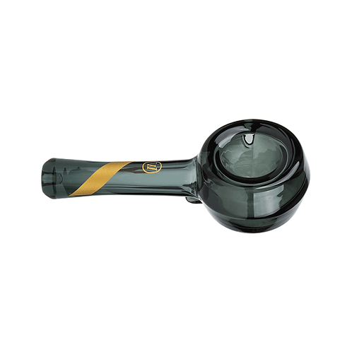 Marley Natural - Smoked Glass Spoon Pipe