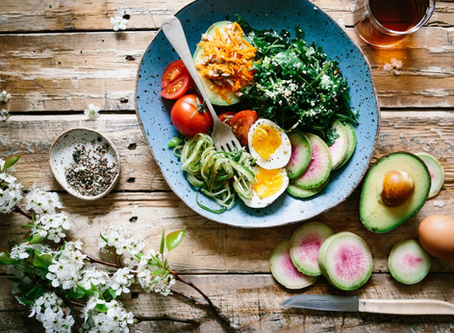 Healthy Food And The Difference It Can Make