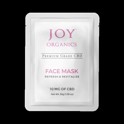Joy Organics - CBD Face Mask