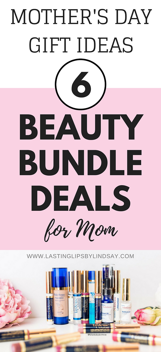 6 Beauty Gift Ideas for Mother\'s Day That Mom Will Love! | LipSense ...
