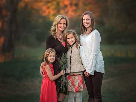 Looking and feeling your best for your family photography session.