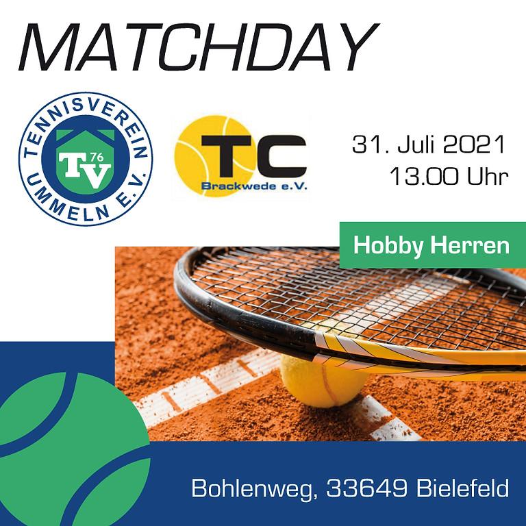 Hobby Herren Heimspiel vs. TC Brackwede