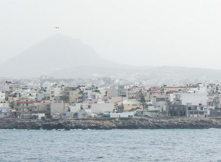 adventures on the Aegean Sea