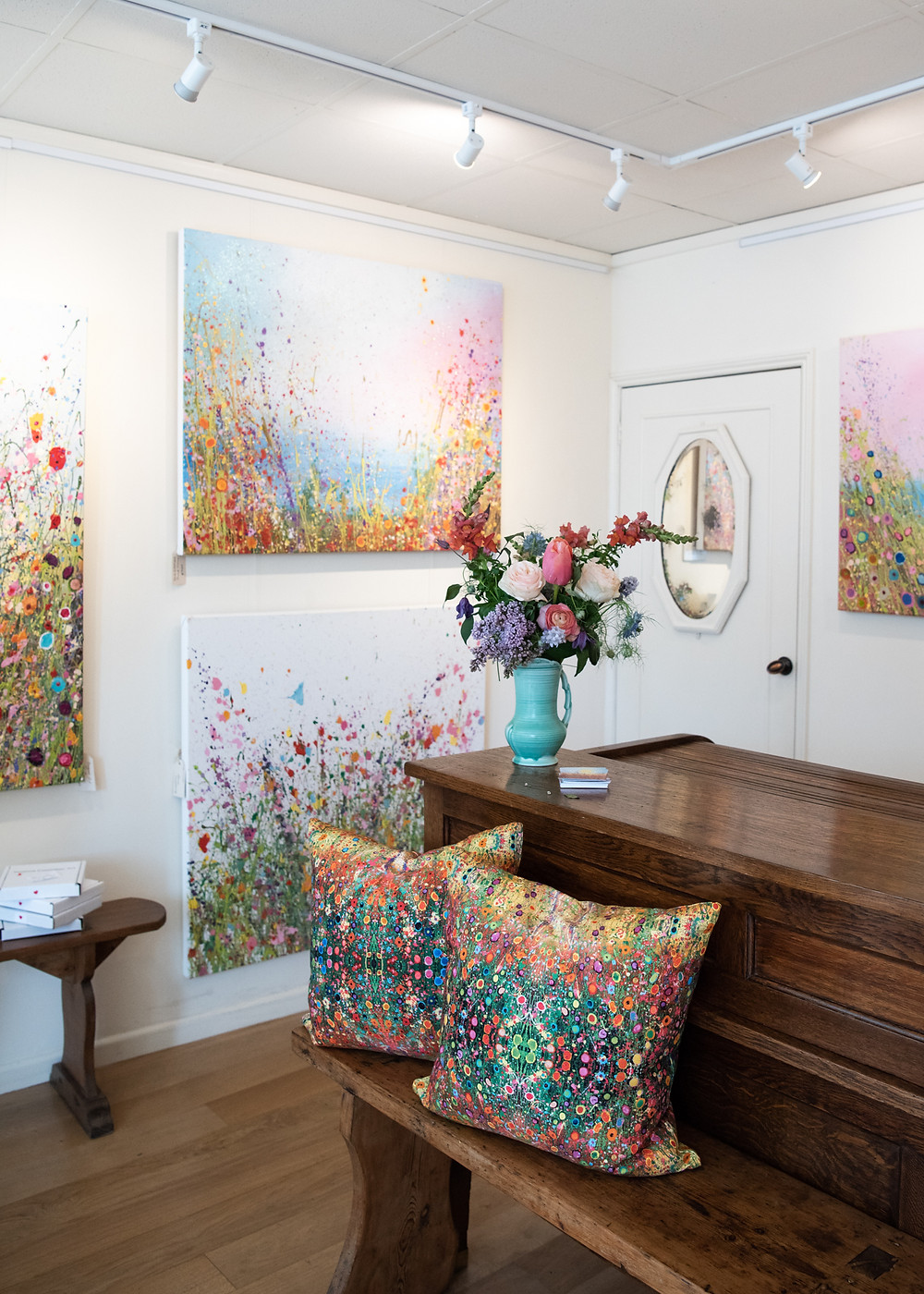 Wild For Flowers - Yvonne Comber's gallery in Totnes