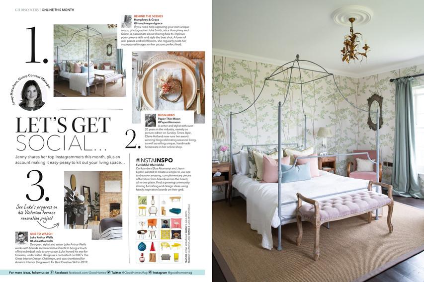 Good Homes magazine Feb 2020
