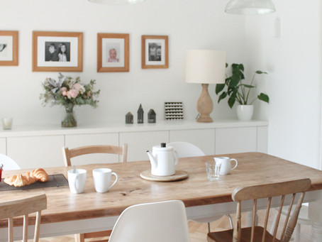 renovation tales | the dining room