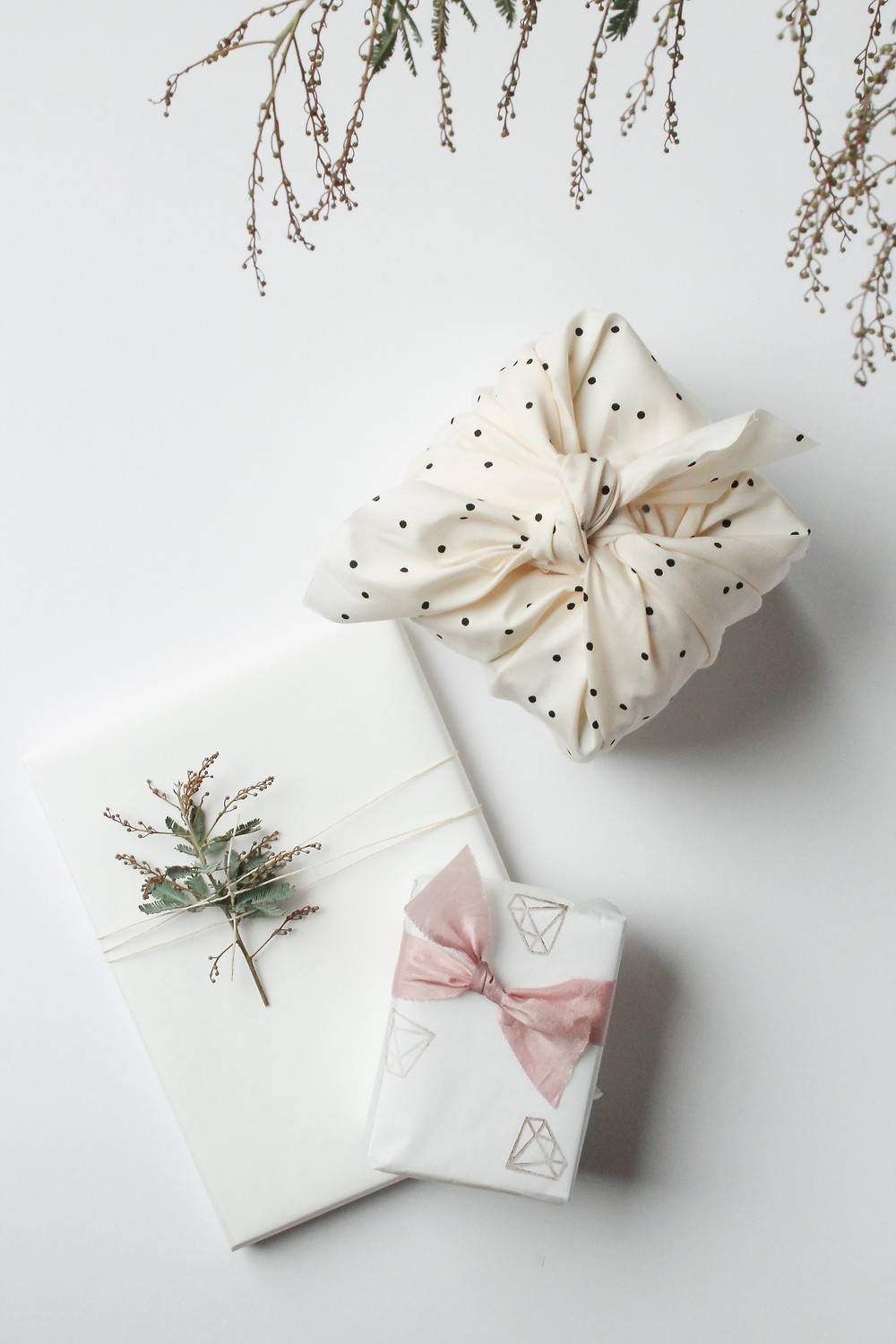 alternative gift wrapping ideas