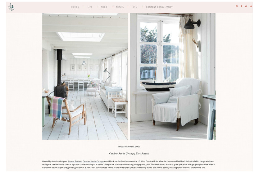 The Home Page January 2020