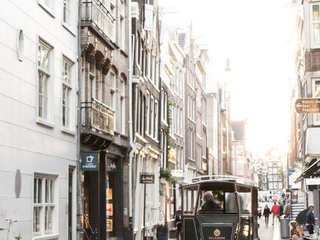 Amsterdam & the Hoxton hotel