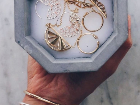 little by little | jewellery that gives back