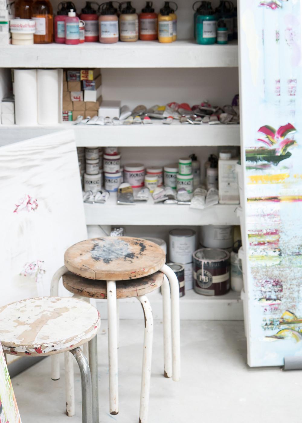 studio corners, Jessica Zoob, art and emotion