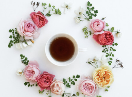 cups & flowers