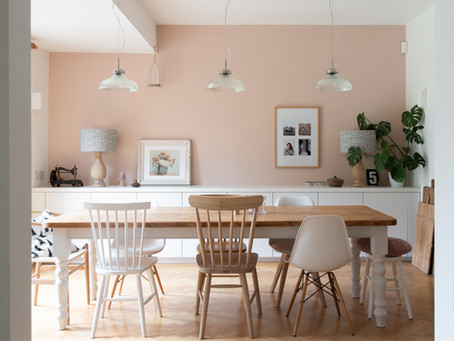 renovation tales | the kitchen & dining room