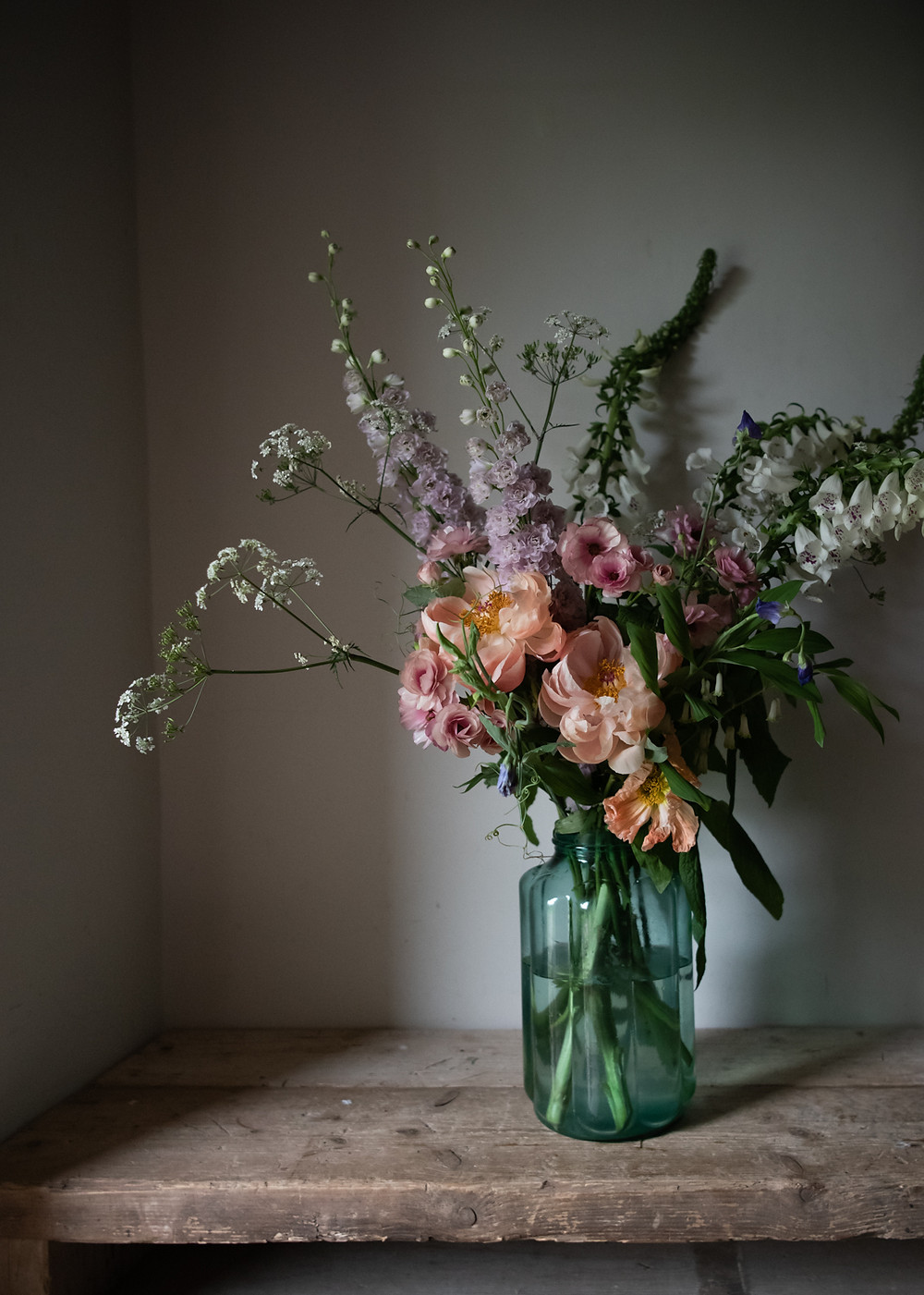 seasonal flowers by Marta Matson
