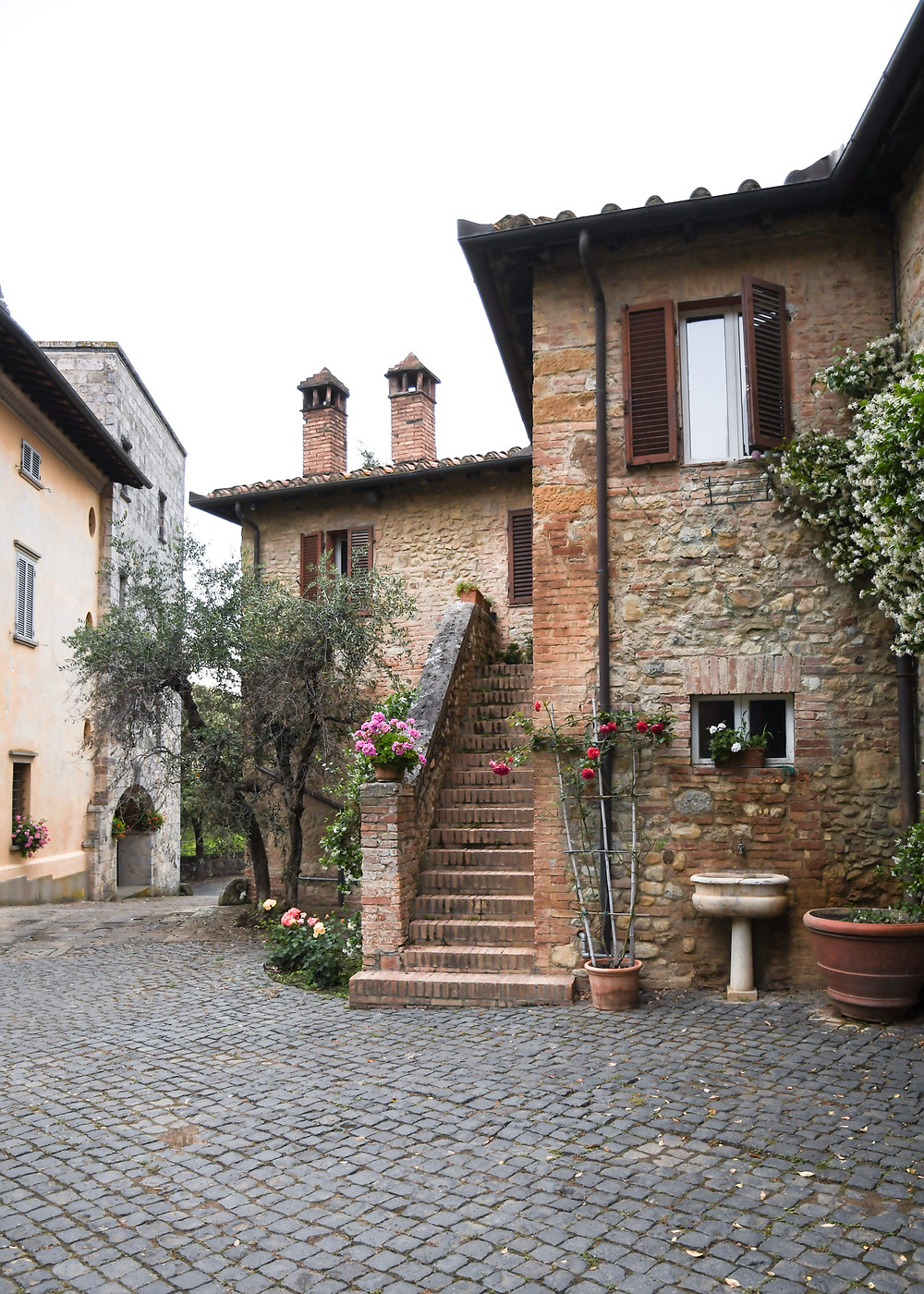 La Torre Alle Tolfe, Siena, Tuscany
