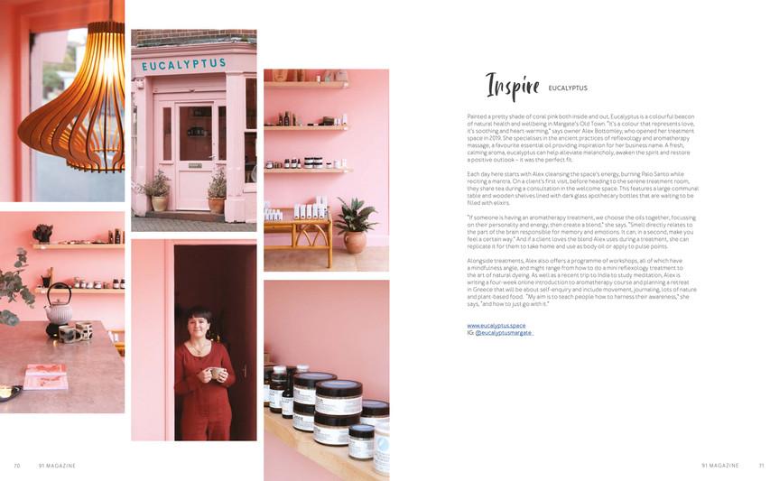 91 Magazine Spring 2020
