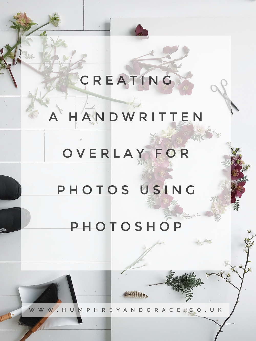 creating a handwritten overlay - a 15 step guide