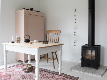renovation tales | a vintage rug