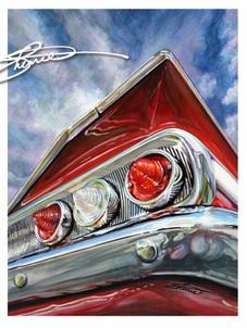 1960 chevy impala.