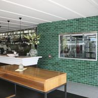 Hacienda Turquoise Green - Banque Restau