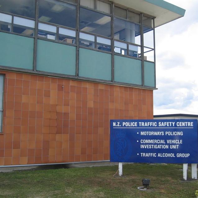 Rustic - Auckland Harbour Bridge Police
