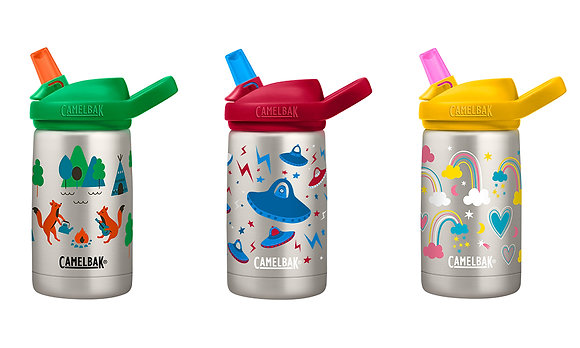 Vacuum Insulated Stainless eddy+ Kids .4L