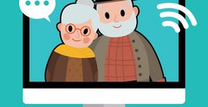 דברים שכיף לעשות עם סבא וסבתא און- ליין