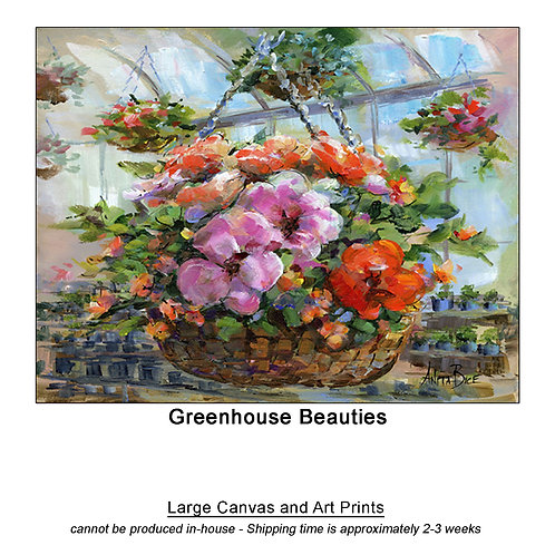 """Greenhouse Beauties_large prints"""