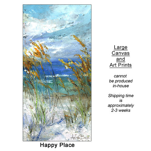 """Happy Place_large prints"""