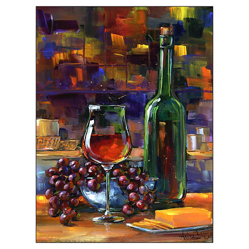 """Wine Expressions - 7"""