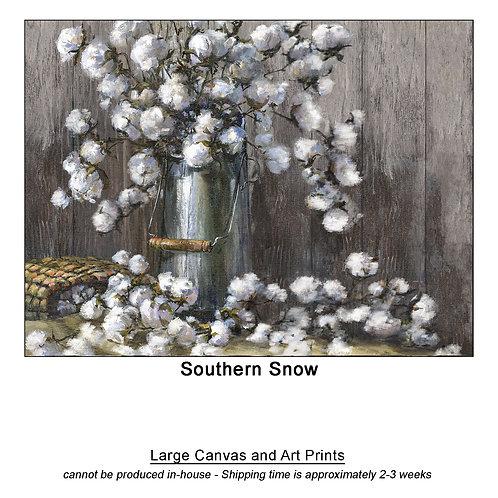 """Southern Snow-Horiz_large prints"""