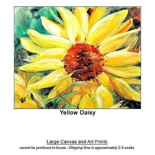 """Yellow Daisy_large prints"""
