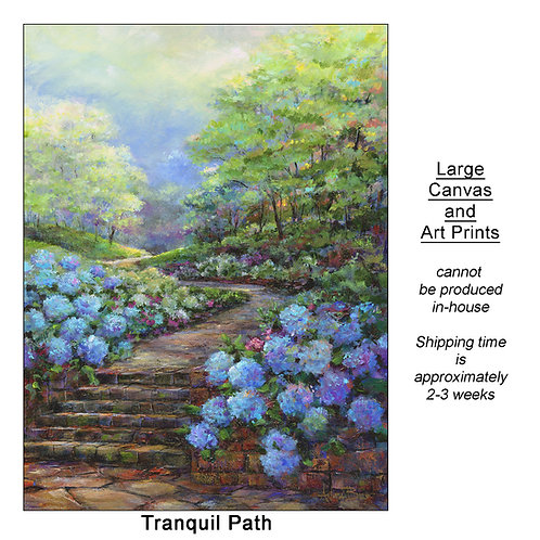 """Tranquil Path_large prints"""