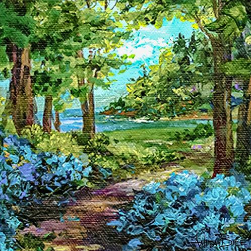 """Hydrangea Path_4x4minis"""