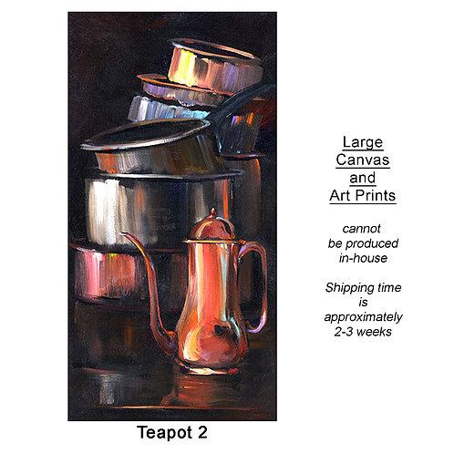 """Teapot 2_large prints"""