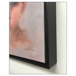 Framed Gallery-Wrapped Canvas