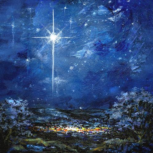 """Star of Bethlehem_4x4minis"""