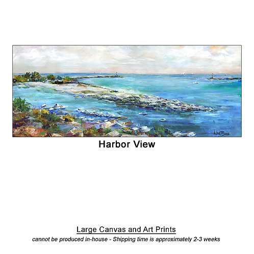 """Harbor View_large prints"""