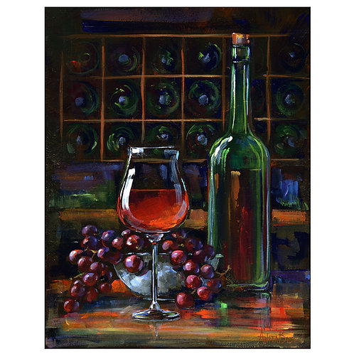 """""""Wine Expressions - 4"""""""