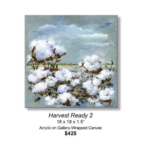 """Harvest Ready 2"""