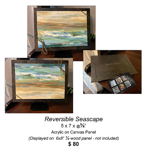 """Reversible Seascape"""