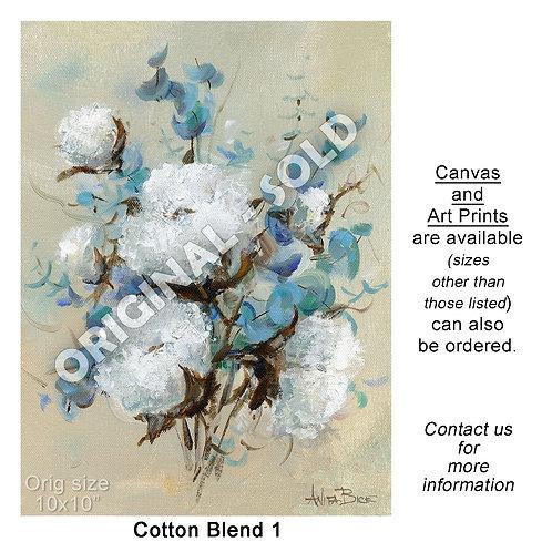 """Cotton Blend 1 - print"""