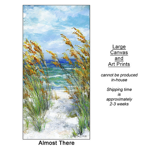 """""""Almost There_large prints"""""""