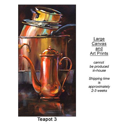 """Teapot 3_large prints"""