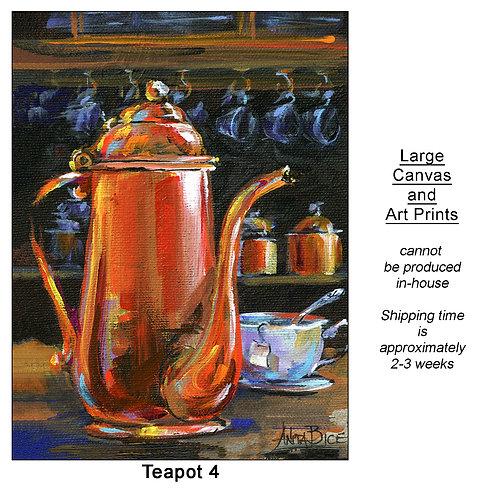"""Teapot 4_large prints"""