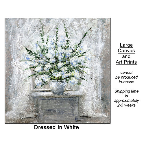 """""""Dressed in White_large prints"""""""