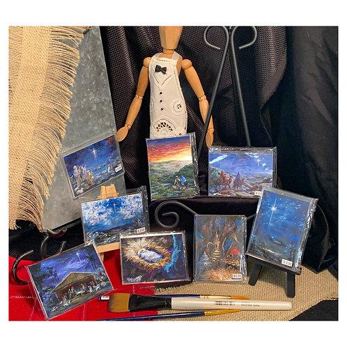 MiniArtPrints-Christmas Story_magnets