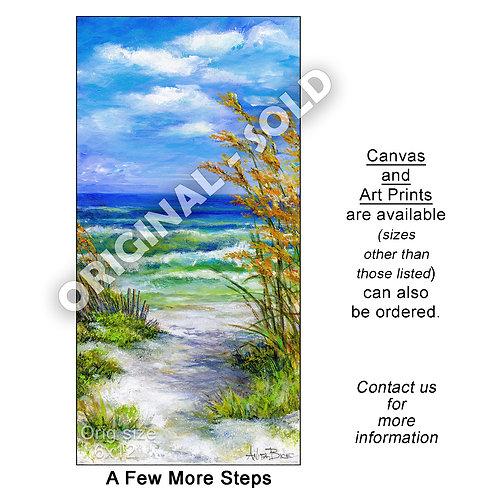 """A Few More Steps - print"""