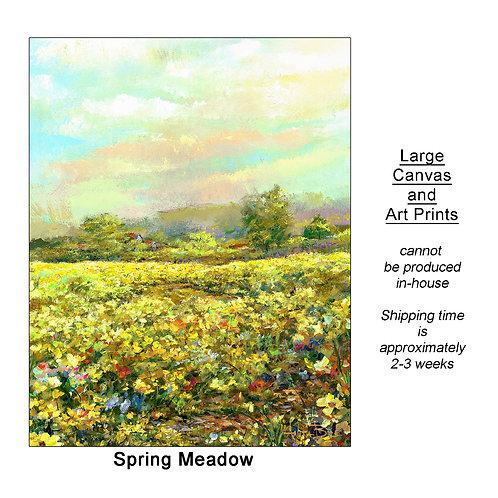 """Spring Meadow_large prints"""