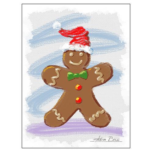 """Gingerbread Man"""